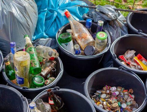 CityShapers ruimen Haarlem op tijdens City Clean-up